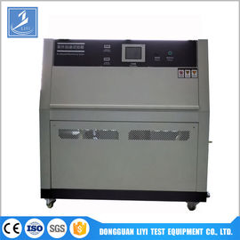 Cina UV Accelerated Weathering Tester / UV Lamp Accelerated Testing Chamber pemasok